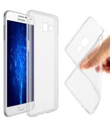 Perfect Thin Fit TPU Clear Case For Galaxy A9