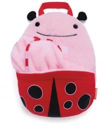 Skip Hop Zoo Travel Blanket Ladybug