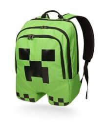 Minecraft Creeper Backpack School Bag Rucksack