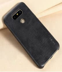 Premium Genuine Leather Slim Case for LG G5