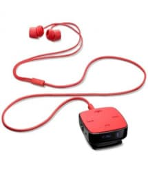 Nokia BH-221 NFC Bluetooth Headset - Red