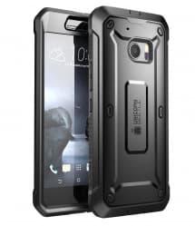HTC 10 Unicorn Beetle Pro Holster Case - Black