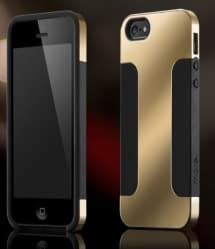 More Para Duo Metal for iPhone 5 5s SE Champagne Gold