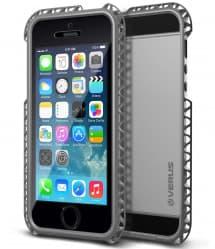 Verus Limpid Lanyard Series iPhone 5S / 5 Case Gray
