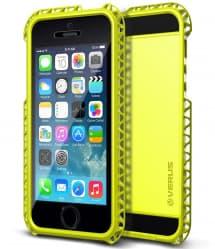Verus Limpid Lanyard Series iPhone 5S / 5 Case Lime