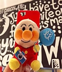 Anpanman Toy Case for iPhone 6 6s