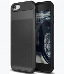 Caseology Vault Series Apple iPhone 6 6s Plus Case - Black