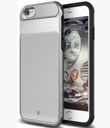 Caseology Vault Series Apple iPhone 6 6s Plus Case - Silver