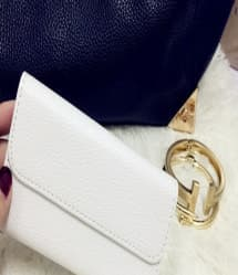 Designer High Fashion Clutch Wallet Case for iPhone 5 5s