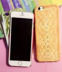 iPhone 5 5S Food Case - Cracker Biscuit