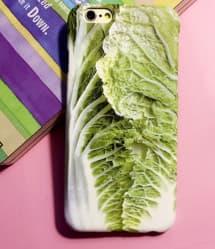 iPhone 5 5S Food Case - Lettuce