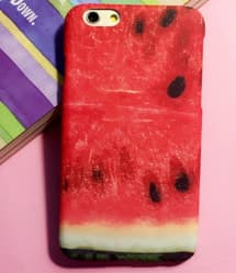 iPhone 5 5S Food Case - Watermelon