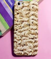 iPhone 5 5S Food Case - Ramen Noodles