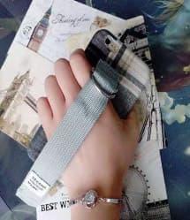 Fabric Loppycase for iPhone 6 6s Plus
