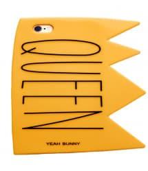 Queen Crown Yeah Bunny iPhone 6 6s Plus Case