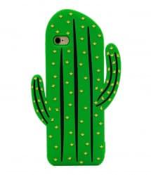 Cactus Silicone Case for iPhone 6 6s Plus