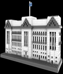 Loz Nano Block Architecture Series Buckingham Palace