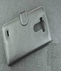LG G3 Premium Real Leather Card Holder Case