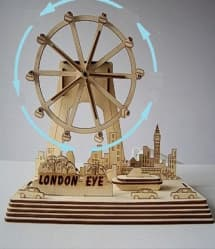 DIY Solar Kits London Eye