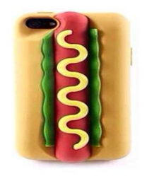 Hot Dog Case for iPhone 5