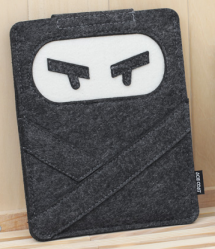 AceCoat Ninja Stylish iPad Mini 2 Retina Protective Sleeve