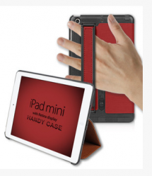AirStrap Handle Hand Strap Case for iPad Mini and iPad Mini Retina