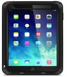 Extreme Gorilla Glass Shockproof Metal Case for iPad Air