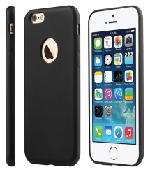 Totu Logo Leather Feel Case for Apple iPhone 6 6s