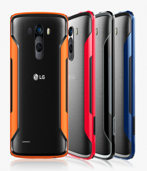 Rugged Shockproof Grip Case for LG G3