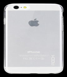 Rock iPhone 6 4.7 inches TPU Case Clear