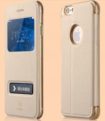 Baseus Flip Pure View Case for iPhone 6 6s