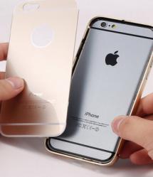 Scratch Resistant Ultra Thin Air Slim Logo iPhone 6 6s Case