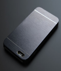 Motomo Japan Brushed Aluminum Alloy Metal Case for iPhone 6 6s