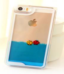 Moving Fish Aquarium Case for iPhone 6 6s