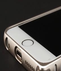 Titanium Metal Bumper Frame Bend-Gate Protective Case iPhone 6 6s