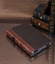 iPad Mini BookBook Brown Leather Case