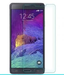Tempered Glass Screen Protector Glass R for Galaxy Note 4