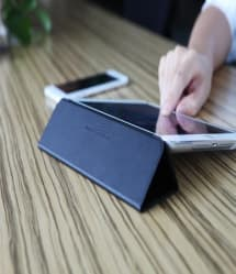 "Rock Folio Smart Case for iPad Pro 12.9"" - Navy Blue"