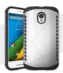 Moto G (2015) Tough Armor Protective Case