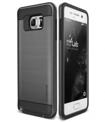 Verus Verge Series Galaxy Note 5 Case Steel Silver
