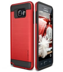 Verus Verge Series Galaxy Note 5 Case Red