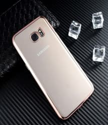 Ultra Thin 0.02mm Metal Galaxy Note 7 Protective Case Rose Gold