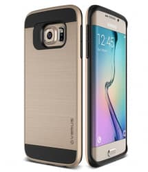 Verus Verge Series Galaxy S6 Edge Case Gold