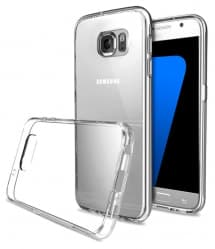 Galaxy S7 Edge Perfectly Shaped TPU Clear Transparent Case