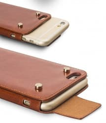 Elegant Leather Buckle Case for iPhone 6 6s