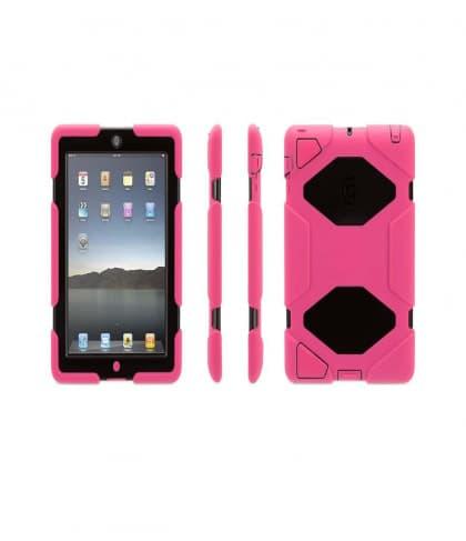 Griffin Survivor Pink Black for iPad 2, iPad 3 and iPad (4th Gen)