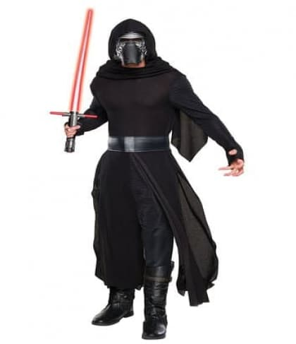 Kylo Ren Complete Cosplay Costume For Adults