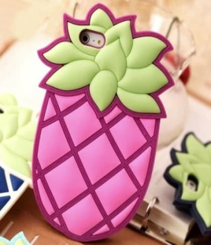 Pineapple iPhone 4 4S Case