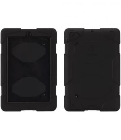Griffin Technology Survivor Extreme-Duty Case with Stand for iPad 2 & new iPad (Black)