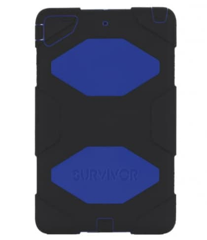 Griffin Survivor for iPad Air Black Blue